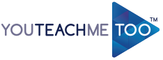 YouTeachMeToo Logo
